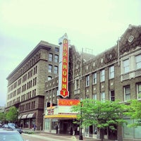 Photo taken at Historic Paramount Theatre by Don H. on 4/29/2012