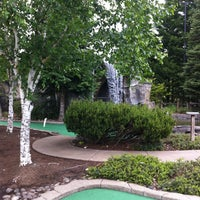 Photo taken at Camp Putt by Springfield Area C. on 5/28/2012