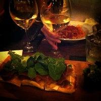 Photo taken at Bottega del Vino by Melinda P. on 3/8/2012