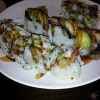 Photo taken at Sushiya by Katherine F. on 9/1/2012