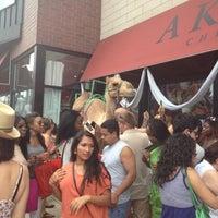 Photo taken at AKIRA Bucktown Women's by Ajana A. on 7/21/2012