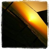 Photo taken at 40 Gradi All'Ombra beach bar by Francesco P. on 7/27/2012