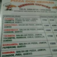 Photo taken at Pizza Don Hernan by Jose S. on 8/13/2012