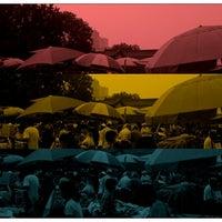 Photo taken at Chaowai Farmer's Market by Achim on 8/10/2012