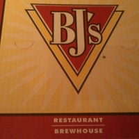 Photo taken at BJ's Restaurant and Brewhouse by Bart C. on 2/3/2012