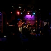 Photo taken at Bogui Jazz by Marta F. on 2/9/2012