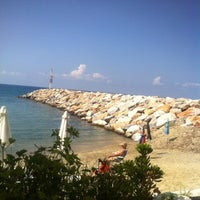 Photo taken at Λιμανι Ν.Σκιωνης by Γιαννης Ο. on 8/12/2012