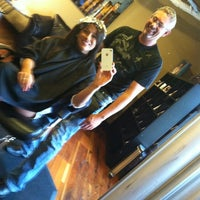 Photo taken at Salon BriTori by Ashley K. on 5/23/2012