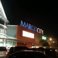 Photo taken at Margo City by Wuryo S. on 7/15/2012