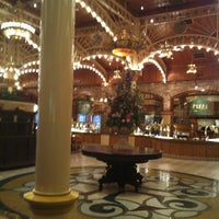 Photo taken at Main Street Station Casino, Brewery & Hotel by Tina S. on 7/21/2012
