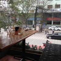 Photo taken at Đắng Cafe by Dinh on 3/12/2012