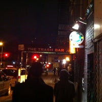 Photo taken at Trash Bar by Jeff S. on 3/4/2012