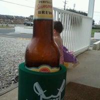Photo taken at Braun Beach by David U. on 5/26/2012