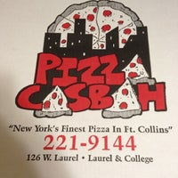 pizza casbah university north fort collins co