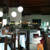 Photo taken at Restaurante Capricho's by Juliana R. on 4/20/2012