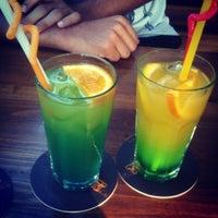 8/1/2012 tarihinde Işıl K.ziyaretçi tarafından Hangover Cafe & Bar'de çekilen fotoğraf