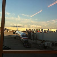 Photo taken at Terminal B by Mando on 9/10/2012