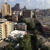 Photo taken at Hilton Palacio del Rio by Sergio C. on 8/4/2012