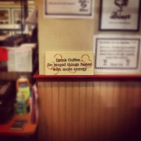 Photo taken at La La's Diner by Dan B. on 3/6/2012