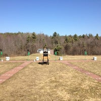 Photo taken at North Country Gun Club by MacCall B. on 3/18/2012