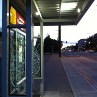Photo taken at Metro Bus Stop #13830 by Donald W. on 6/25/2012