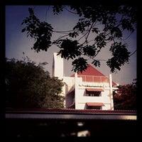 Photo taken at Wattana Wittaya Academy by Alongod U. on 5/21/2012