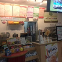 Photo taken at Robeks Fresh Juices & Smoothies by Chrissy O. on 8/20/2012