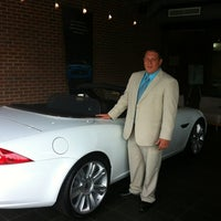 Elegant ... Photo Taken At Hennessy Jaguar Gwinnett By Joshua C. On 5/17/2012 ...