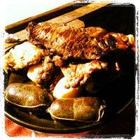 Photo taken at Restaurante La Greda by Christian U. on 8/25/2012