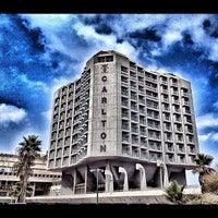 Photo taken at The Carlton Hotel Tel Aviv by Scott P. on 9/7/2012
