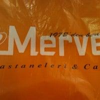 Photo taken at Merve Pastanesi by Yusuf I. on 6/29/2012