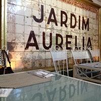 Photo taken at Jardim Aurélia Restaurante e Eventos by Rodrigo M. on 7/4/2012