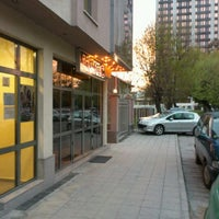 Photo taken at Ресторант Алианс (Restaurant Aliance) by Valio on 4/11/2012