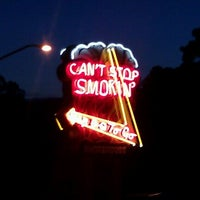 Photo taken at Can't Stop Smokin' BBQ by Rob G. on 7/15/2012