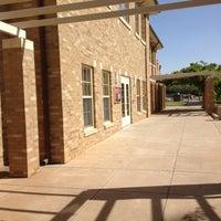 Photo taken at TTU - Leadership Development Center by Heather M. on 4/18/2012