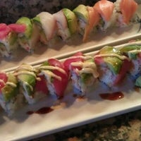 Photo taken at Sam's Sushi by Josh C. on 2/23/2012