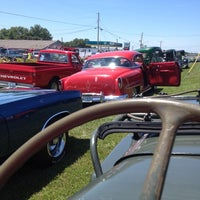 Photo taken at Meade County Fairgrounds by MTV on 7/22/2012