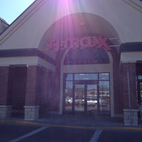 Photo taken at T.J. Maxx by Clair D. on 5/6/2012