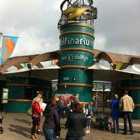 Photo taken at Dolfinarium by Dick v. on 6/16/2012