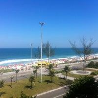 Photo taken at Posto 9 by Heloisa M. on 8/11/2012