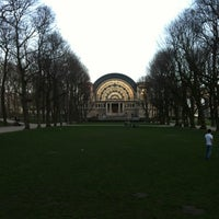 Foto scattata a Jubelpark / Parc du Cinquantenaire da SAV il 3/22/2012