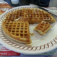 Photo taken at Waffle House by John E. on 3/27/2012