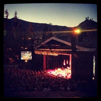 Photo taken at The Greek Theatre by Emily T. on 8/13/2012