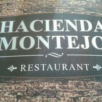Photo taken at Hacienda Montejo by Lili V. on 6/2/2012
