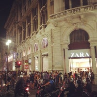 Photo taken at Zara by Federico T. on 9/7/2012