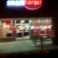 Photo taken at Smashburger by Abu M. on 5/11/2012