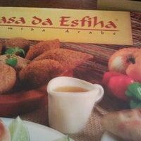 Photo taken at Casa da Esfiha by Fernando G. on 3/30/2012
