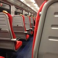 Photo taken at Platform 12 by Martin B. on 2/29/2012