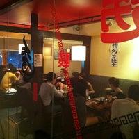 Das Foto wurde bei Hide-Chan Ramen von Victor L. am 8/24/2012 aufgenommen