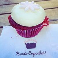 Photo taken at Kara's Cupcakes by Angela P. on 8/19/2012